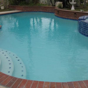 Matt H Remodeled Pool