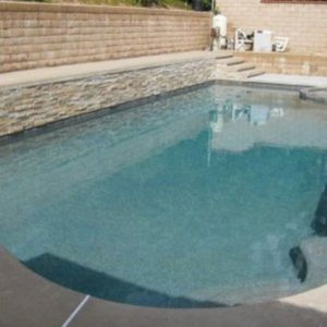 Steve V Remodeled Pool