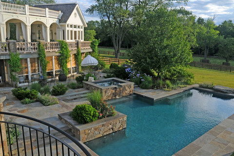 Custom Features #019 by Gardner Outdoor and Pool Remodeling