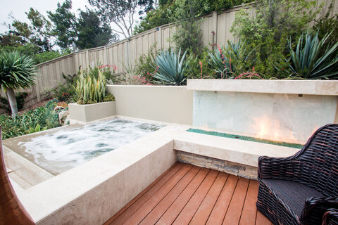Custom Features #021 by Gardner Outdoor and Pool Remodeling