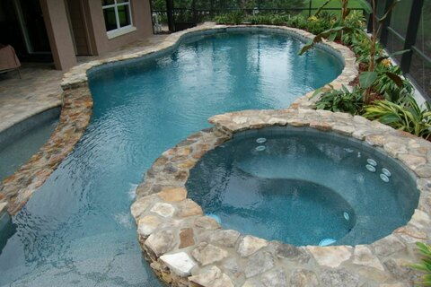 Pool Coping #010 by Gardner Outdoor and Pool Remodeling