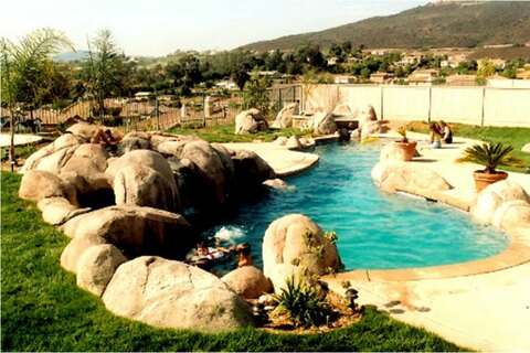 Rock Work #011 by Gardner Outdoor and Pool Remodeling