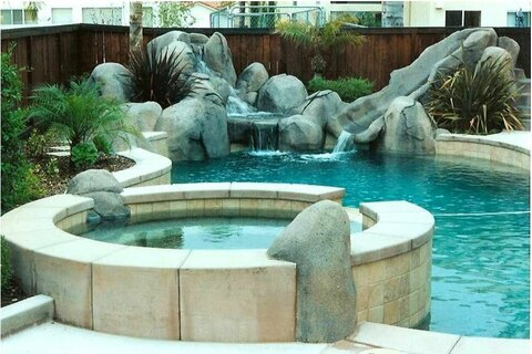 Rock Work #014 by Gardner Outdoor and Pool Remodeling