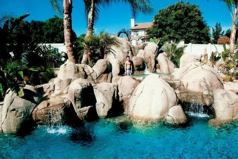 Rock Work #015 by Gardner Outdoor and Pool Remodeling