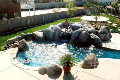 Rock Work #020 by Gardner Outdoor and Pool Remodeling